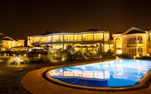 Hemingways Nairobi, Kenya | Bespoke hotel lighting | The Light Lab
