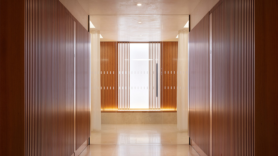 Harrods, Women's Wellness Clinic | specialist lighting installation | The Light Lab