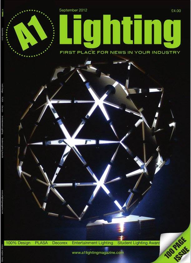 A1 Lighting Front Cover