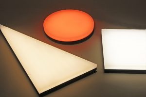 Glowform Shapes   The Light Lab