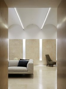 Harrods, Women's Wellness Clinic | specialist lighting installation | The Light Lab