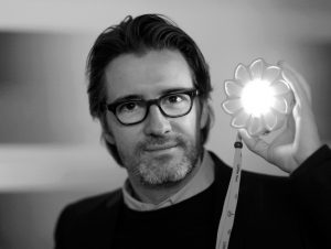 Interview with Artist Olafur Eliasson | Designboom | The Light Lab