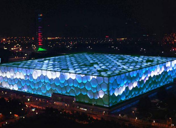 Beijing Water Cube - Jennifer Wen Ma + Zhen Jianwei