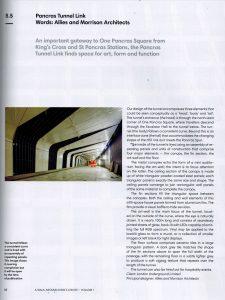 Kings Cross   St Pancras Tunnel   The Light Lab