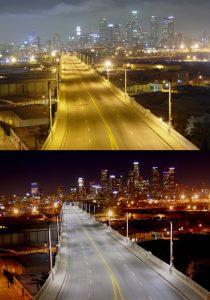 How LED Streetlights Will Change Cinema
