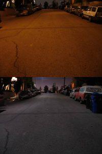 How LED Streetlights Will Change Cinema