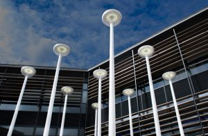 I'm Laughing at Clouds | Interactive Lighting Installation | The Light Lab