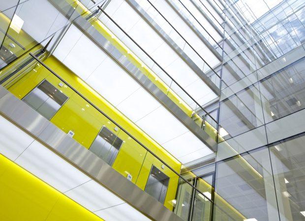 Lighting Installations   33 Kingsway   Light Lab