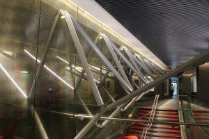 lighting installations aon london lightlab 2