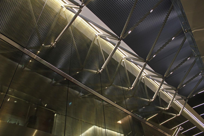 Lighting Installations | AON London | Light Lab