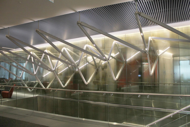 lighting installations aon london lightlab 6