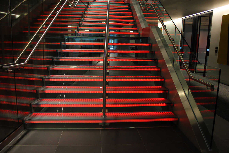 lighting installations aon london lightlab 7