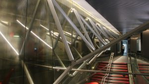 Lighting Installations   AON London   Light Lab