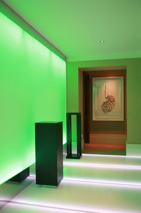 Lighting Installations | Belgravia residence | Light Lab