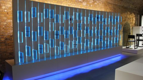 Lighting Installations | CP Hart showroom | Light Lab