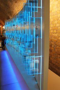 lighting installations cp hart showroom lightlab 5