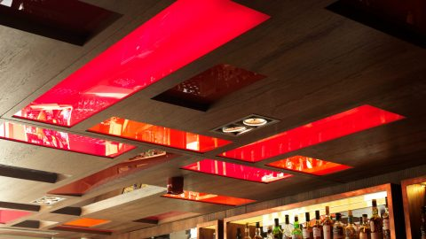 Lighting Installations | Del Aziz, Clapham | Light Lab