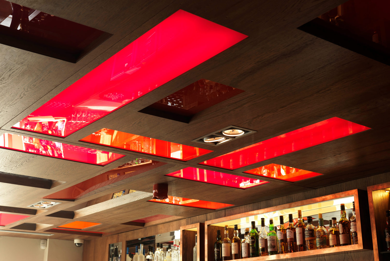 Lighting Installations | Del Aziz, Clapham | Light Lab
