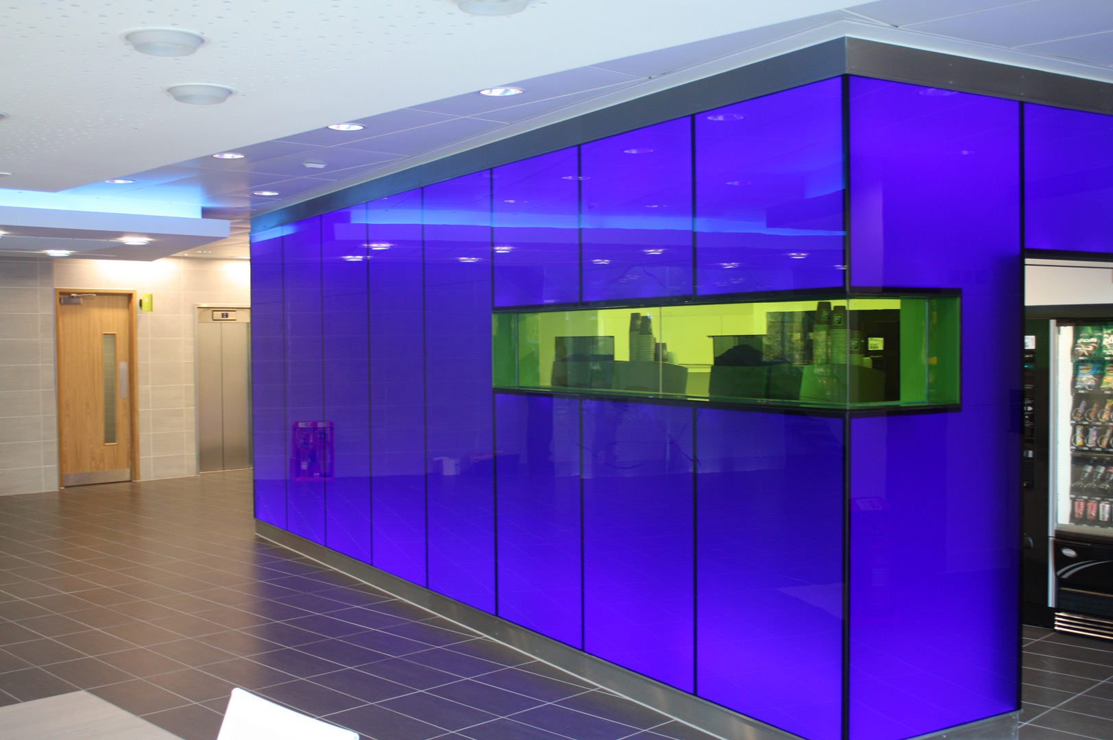 Lighting Installations | Deloitte | Light Lab