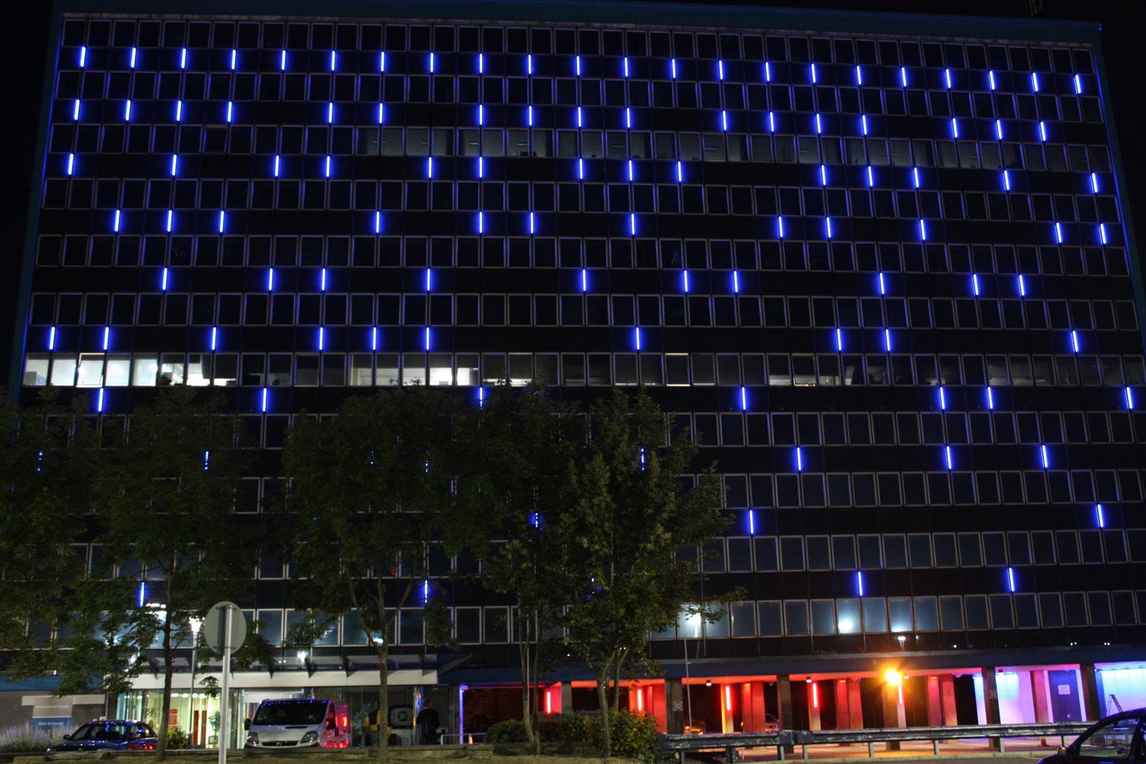 lighting installations international house lightlab 4