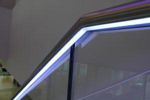 lighting installations liberty specialist markets glowrail lightlab 2