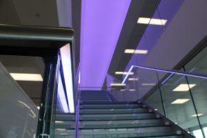 Lighting Installations | Liberty Specialist Markets | Glowrail | Light Lab