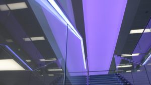 Specialist Lighting Installation | Liberty Specialist Markets | Glowrail | The Light Lab