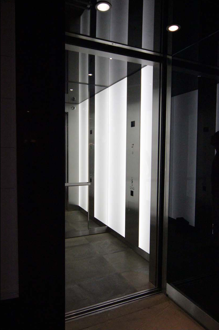 Lighting Installations   One New Change   Light Lab