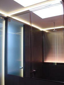 Bespoke Lighting | Private Gym, London | Light Lab