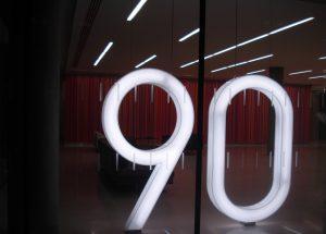 Lighting Installations | Qube 90, London | Light Lab