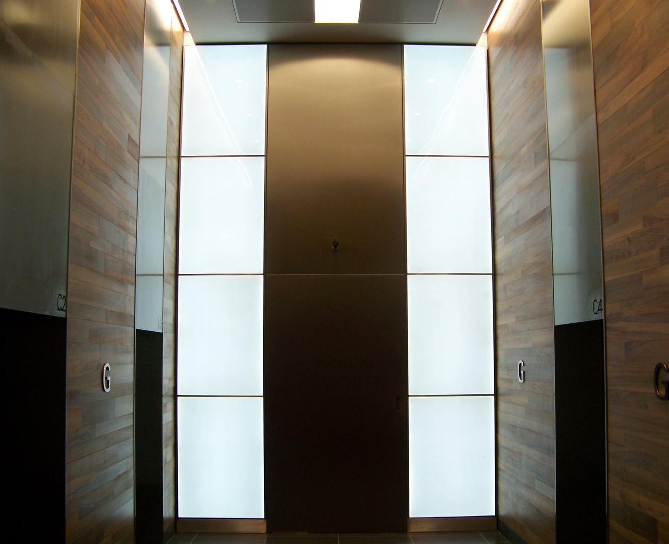 Lighting Installations   Ropemaker Place, London   Light Lab