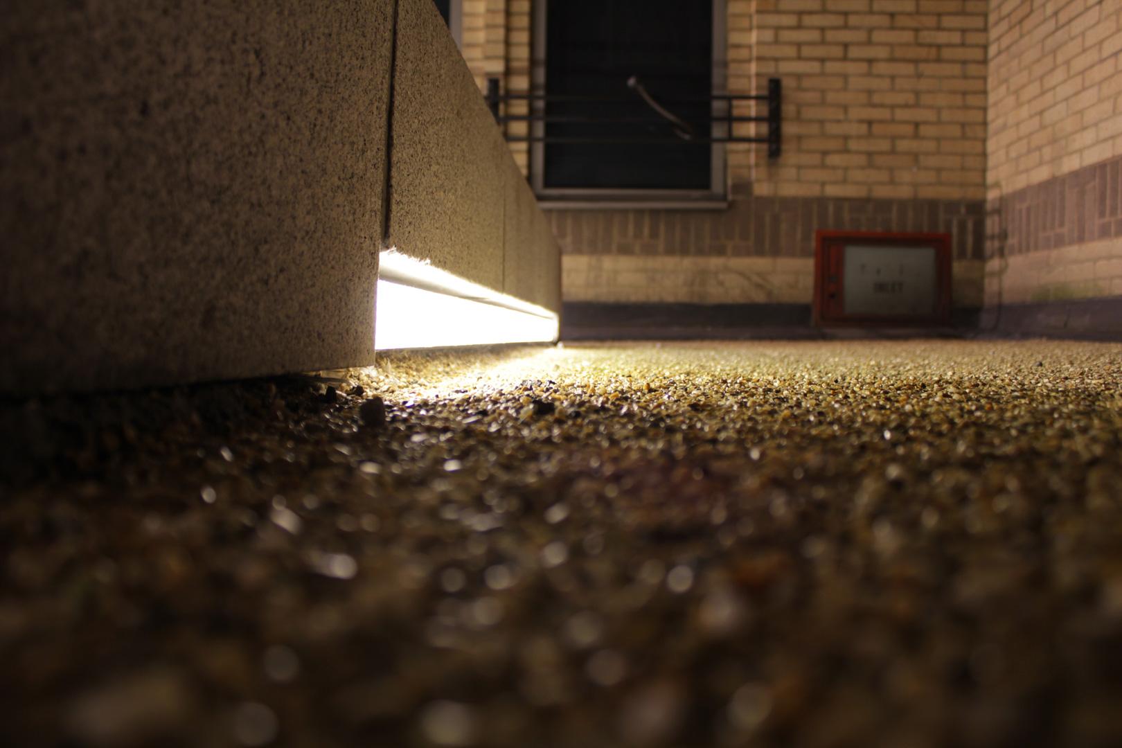 Lighting Installations   Sun Court, London   Light Lab