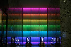 Lighting Installations | Telegraph Offices, London | Light Lab