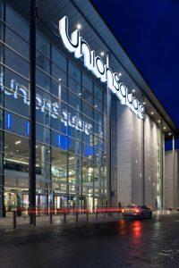 Lighting Installations | Union Square, Aberdeen | Light Lab