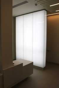 Lighting Installations | Wilson Street, London | Light Lab