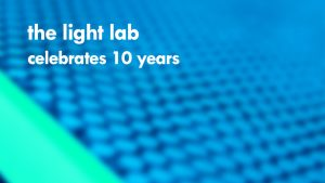 The Light Lab celebrates 10 years in the lighting industry!