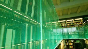 London Library | Public realm lighting | The Light Lab