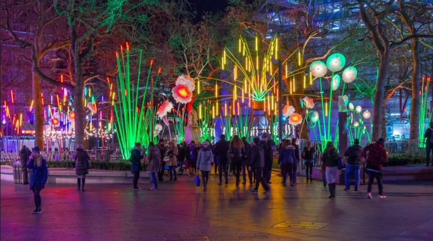 Lumiere lighting festival