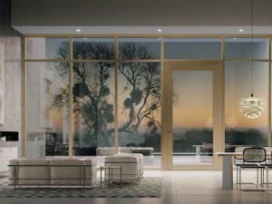 Oikos invisble sliding doors architect@work