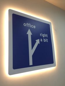 Bespoke Glowform Shapes for Office Lighting | The Light Lab