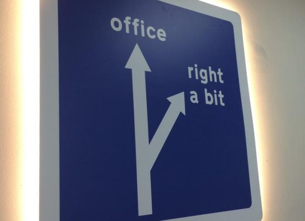 Bespoke Glowform Shapes for Office Lighting | The Light Lab