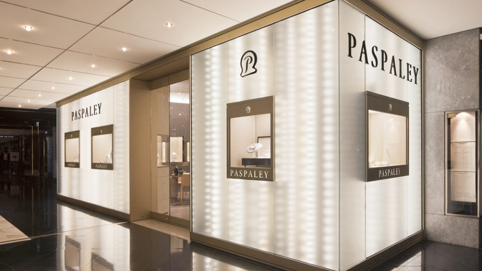 Paspaley | Bespoke Lighting Manufacture | The Light Lab