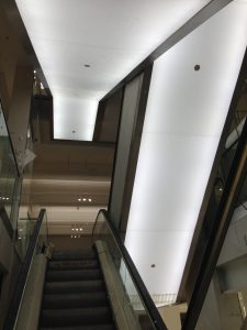 Clerys Department Store | Retail Lighting | The Light Lab