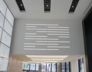 Specialist Lighting | 199 Bishopgate | The Light Lab