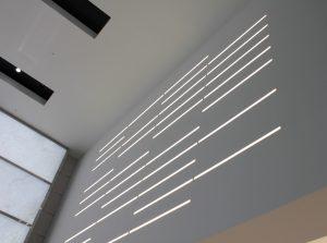 Specialist Lighting | 199 Bishopsgate | Light Lab