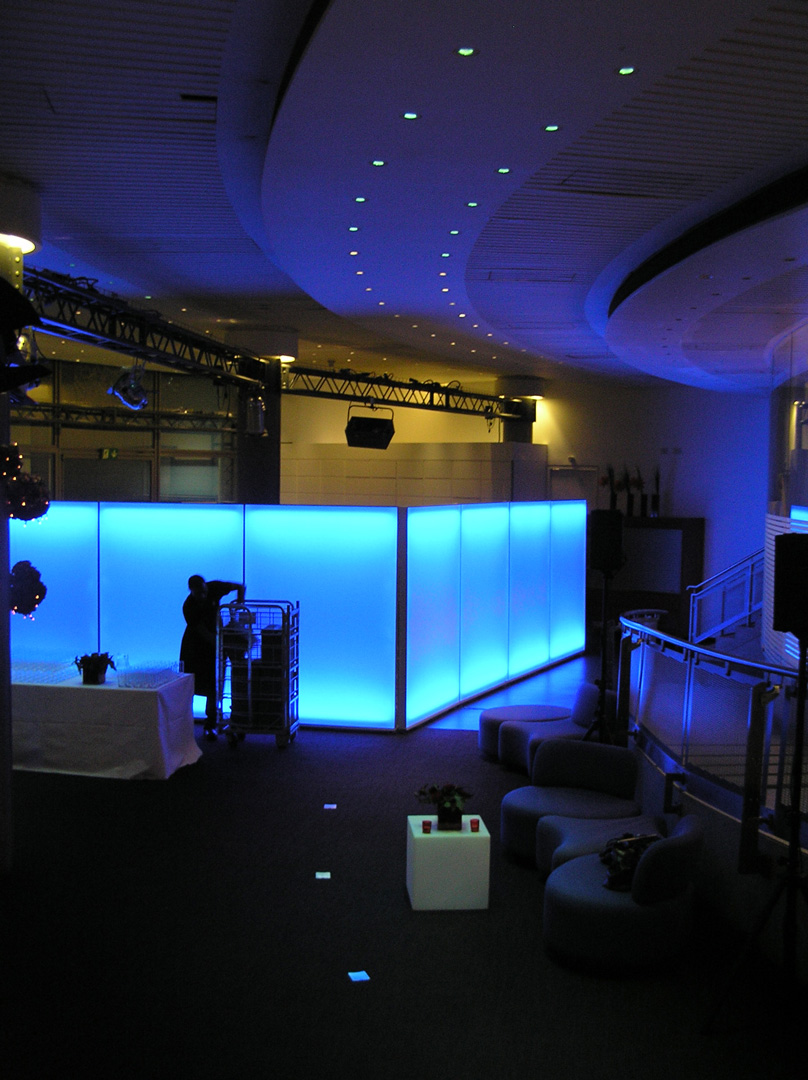 Specialist Lighting Channel 4 Light Lab The