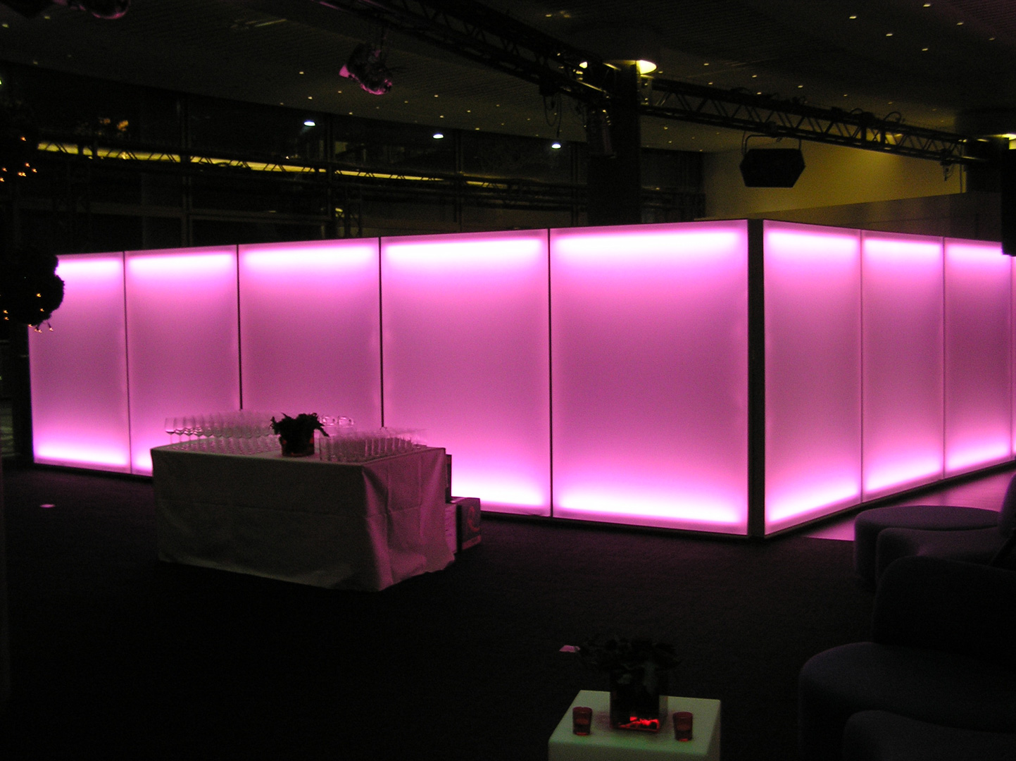 Specialist Lighting | Channel 4 | Light Lab