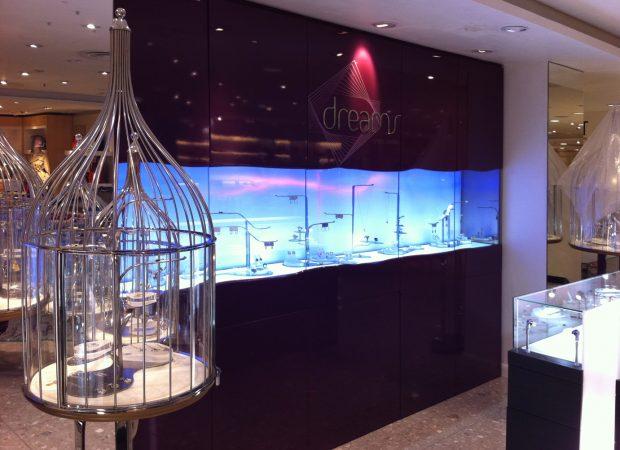 Specialist Lighting | Dreams, Hong Kong | Light Lab