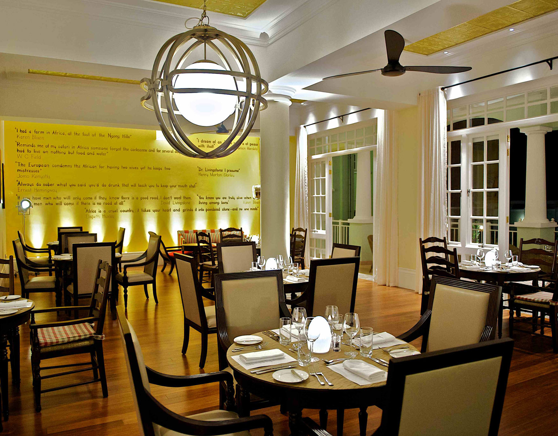 Specialist lighting | Hemingways, Nairobi | Light Lab