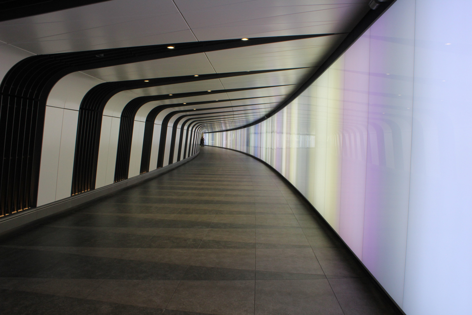 specialist lighting kings cross tunnel london lightlab 3